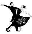 Waltz clip-art vector image
