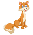 Beautiful Fox vector image vector image