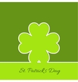 Abstract background with clover quatrefoil vector image