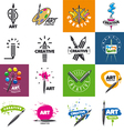 biggest collection of logo design creativity and vector image