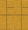 Seamless pattern wooden parquet wooden background vector image