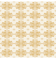 Antique ottoman turkish pattern design fifty one vector image