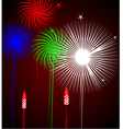 new-year vector image