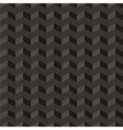 Aztec Chevron dark seamless pattern or background vector image