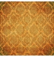 Damask ancient background vector image