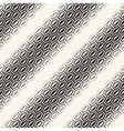 dotted stripes vector image vector image