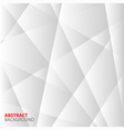 Abstract Grey Geometric Background vector image