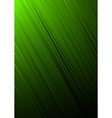 vector abstract green background vector image vector image