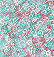 abstract valentine seamless pattern with grunge vector image
