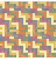 Absract seamless pattern vector image