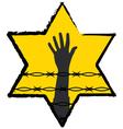 holocaust vector image