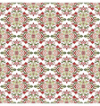 Antique ottoman turkish pattern design fourty vector image