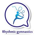 GymnasticsB vector image
