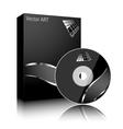 Software black box vector image