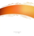 Creative absract background vector image