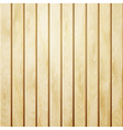 Wooden plank background vector image