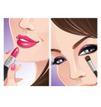 Make up 4 vector