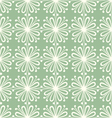 seamless petal pattern vector image