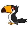 Cartoon Toucan vector image