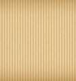 brown cardboard texture background vector image