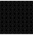 Seamless Damask Wallpaper 1 Gray Color vector image vector image