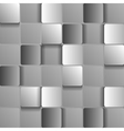 Abstract squares tech design vector image