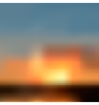Natural background blur vector image