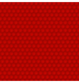 Red Cell Seamless vector image vector image