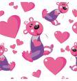 seamless bears vector image vector image
