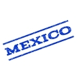 Mexico Watermark Stamp vector image