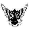 Speaker emblem vector image