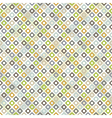 Seamless pattern with rhombuses vector image vector image