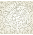 Leaf a background2 vector image vector image