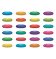 jelly beans vector image