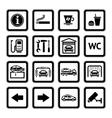 service picograms vector image vector image