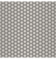 Seamless Lines Petal Shapes Lattice Pattern vector image