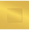 golden board vector image vector image