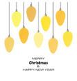christmasdecorations-51 vector image
