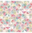 mosaic pattern - seamless background vector image