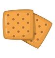 Cracker icon cartoon style vector image
