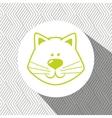 cute pets design vector image