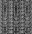 Matrix concept black and white background vector image