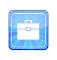 version Briefcase icon Eps 10 vector image