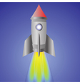 spaseship vector image