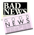 newspapers vector image vector image