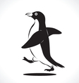 penguin 2 vector image