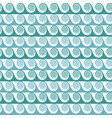 colorful abstract waves seamless pattern vector image
