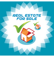 Real Estate Accept Icons vector image