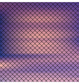 Wire Fence Against Sky vector image