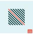 Seamless line icon vector image